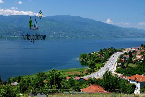 رحلة بحيرة سبانجا و شلالات معشوقية في يوم واحد