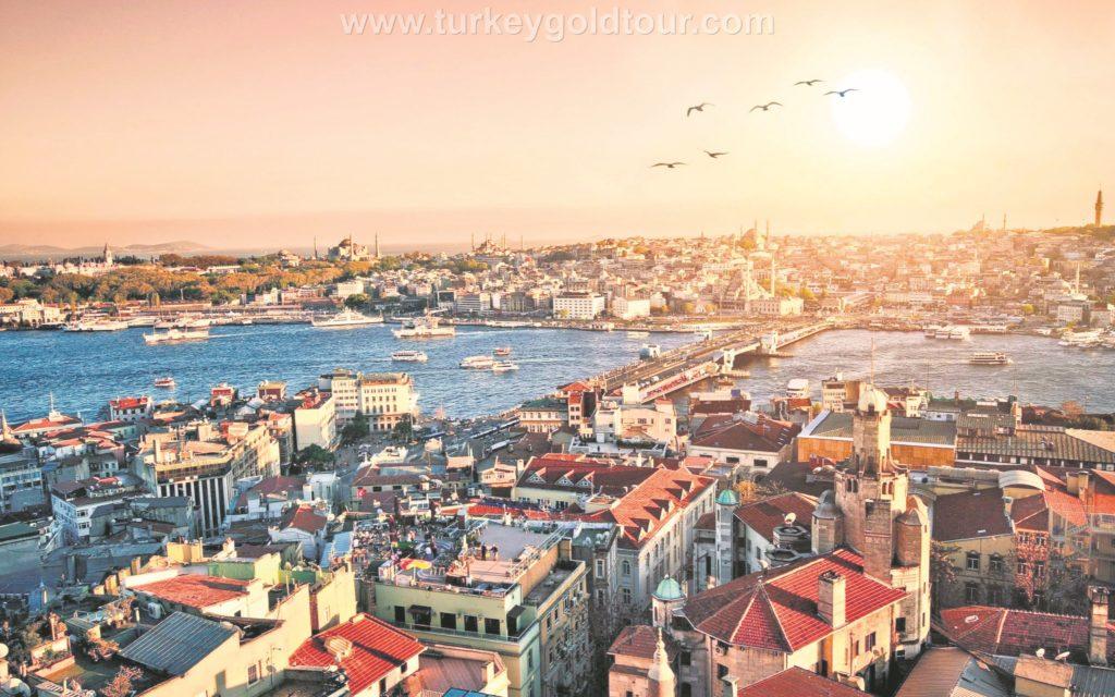 درجة الحرارة في اسطنبول خلال فصل الصيف